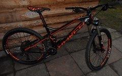 Mondraker Foxy 27.5 schwarz-orange neuer Preis!