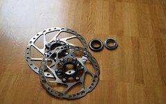 Shimano Bremsscheiben SM-RT64(M) 160/180mm center lock