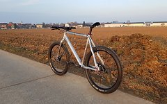 Cube / Urban City Speed Custom Bike, TUNE Laufräder, 10,3kg!!!