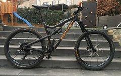 Santa Cruz Bronson Carbon L, Top, Pike, vivid,... Rahmenset, Ohne Lrs, ...