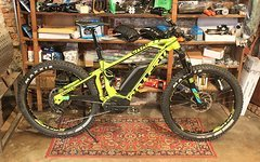Mondraker E-Crafty R 27.5+