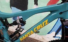 Santa Cruz Bronson CC Rahmen 2017 Gr. L