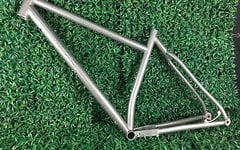 Watlty Titanium Custom 29er Cross Country Rahmen