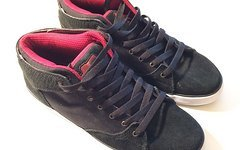 "Duffs ""Pedro"" Flatpedal Schuhe Sneaker - schwarz in Gr. 44 - Neu inkl. Versand"