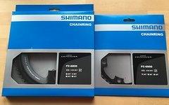 Shimano Ultegra Kettenblätter FC 6800 11 fach 52 und 36 Zähne
