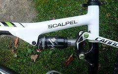 Cannondale Scalpel 26 Carbon, 9.5kg Size M