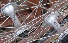 Shimano XTR Laufradsatz + Campagnolo Mirox - Retro