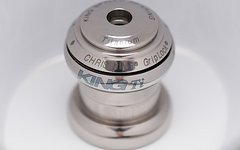Chris King NoThreadSet Titanium Grip Lock Steuersatz 1 1/8 Zoll
