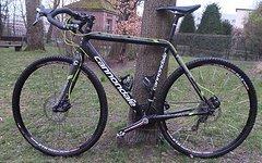 Cannondale CAADX Disc Ultegra Crosser Cyclocross