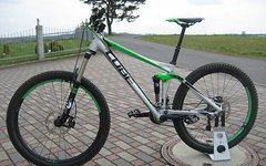 Cube Stereo 140 HPA Race 27,5 18 Zoll Modell 2015