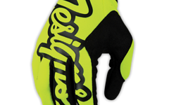 Troy Lee Designs SE PRO GLOVE Neon YELLOW Gr. L Neu