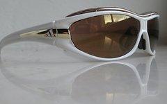 Adidas Evil Eye Pro in Größe S (a127 6089) in weiß-gold, NEU