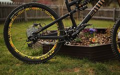 Biking Is Awesome Enduro Antrieb Custom (Carbocage, XO, X9, Ethirteen, Hope...)