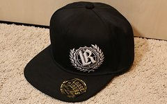 Loose Riders Cap Snapback (verstellbar) black
