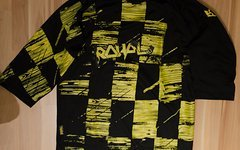 Royal Racing Blasted Check 3/4 Jersey Größe M