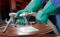 Ansell Sol-Vex 37-675 chemikalienresistente Arbeitshandschuhe (Größe 8 = M) zum Reinigen von Fahrradteilen & -Komponenten uvm. (NEU)