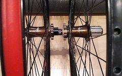 DT Swiss E540 Enduro Disc Laufradsatz 26 Zoll 20mm 135mm