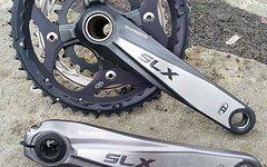 Shimano SLX Kurbel für 68/73mm, 170mm Länge, 1-Fach, 2-Fach, 3-Fach, sehr guter Zustand