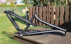 NS Bikes Soda EVO Rahmen L Black 160-180mm *NEU*