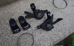 Shimano Schalthebel SLX SL M660 3x9