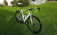 Canyon Ultimate CF SLX DuraAce, Cosmic Carbon RH56