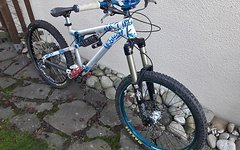 NS Bikes Soda FR2 2012