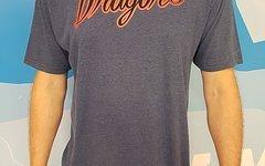 "Dragon ""Indigo Heat"" Shirt Gr. L"