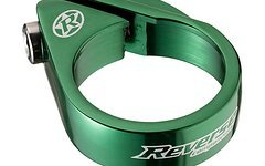 Reverse Components Sattelschelle Bolt Clamp Ø 34.9 Dark Gree Seatclamp, Bolt Clamp, 26g