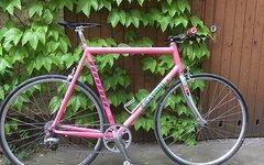 Cratoni Rennrad Singlespeed RH 61 viele Neuteile Vintage