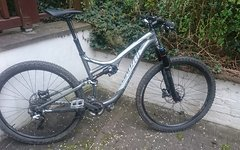 "Specialized Stumpjumper FSR Elite 29 Größe ""L"" + RockShox Monarch+ RC3 DebonAir"