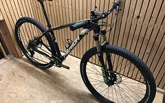 "Merida BIG NINE Team 29"" TOP ZUSTAND !"