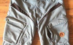 Maloja Tierra M. Bike Shorts blau