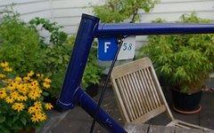 Rennrad Rahmenset Rahmen Stahl sehr leicht vintage fixie singlespeed Rahmenset