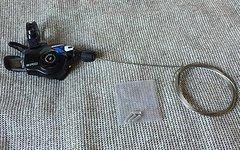 SRAM X0 10 fach Schalthebel, blau