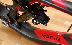 Marin Carbon Rahmen Marin Mount Vision Carbon XM Pro