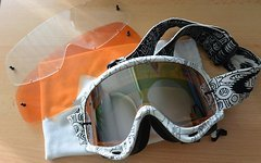 Oakley O Frame MX + Replacement Lens