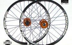 Spank Spoon 28 / KIDS 20 Zoll Laufradsatz mit NOA-Bl-EVO-1 Naben