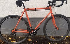Black Mountain Cycles Monster Cross