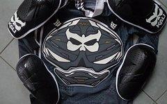 Kali Protectives Jiva Jacket Vollschutz  Medium  Neu