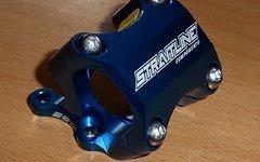 Straitline Direct Mount DM Vorbau 31,8mm 28mm blau für Boxxer, Dorado Fox 40