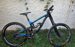 Saracen myst mit Fox Float x2