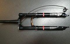 DT Swiss XMM Single Shot Tapered schwarz 120mm