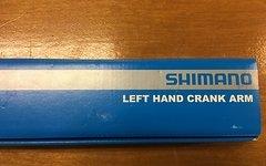 Shimano Tretkurbel links 175mm