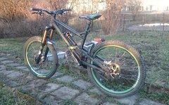 Canyon Torque FRX 8.0 Dropzone