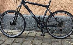 Corratec Mountainbike 26 Zoll mit guten Komponenten