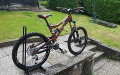 Mongoose Mountainbike Gr. M Downhill Freeride MTB ! Neuwertig!