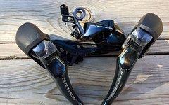 Shimano Dura Ace ST-R9100 Schalhebeln 2x11-fach NEU + RD-R9100 Schaltwerk 2x11-fach