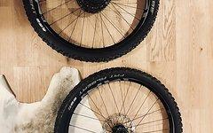 E*thirteen TRS+ 27,5 Zoll Laufradsatz Boost inkl. Reifen