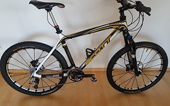 "Scott Scale RC Carbon Hardtail 9,7 Kg 26"" X0 XT MAVIC Crossmax GR L"