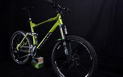 Canyon Nerve AM 8.0 X Allmountain XL - Fox Sram DT Swiss